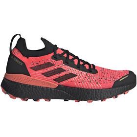 adidas TERREX Two Ultra Parley Zapatillas Running Hombre, rojo/negro